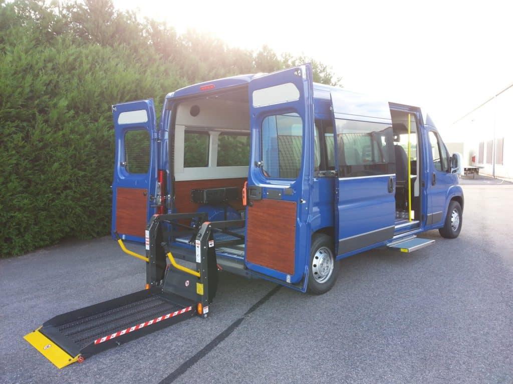 création de véhicule TPMR
